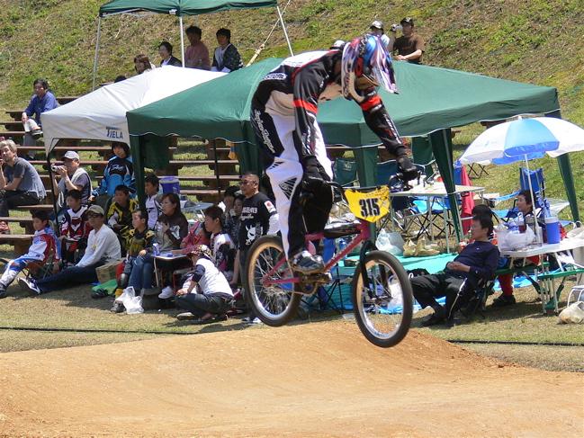 2007環太平洋BMX選手権大会IN 上越プレ大会スーパークラス予選の画像垂れ流し_b0065730_1146530.jpg
