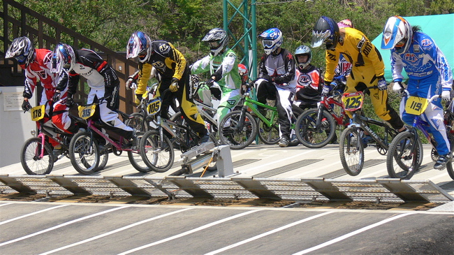 2007環太平洋BMX選手権大会IN 上越プレ大会スーパークラス予選の画像垂れ流し_b0065730_11471626.jpg