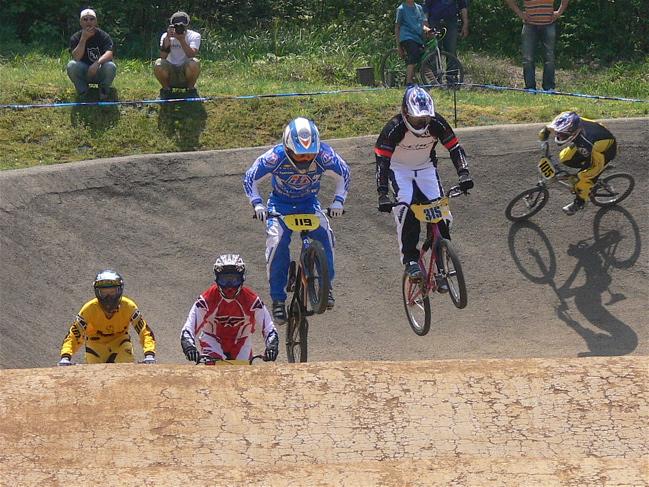2007環太平洋BMX選手権大会IN 上越プレ大会スーパークラス予選の画像垂れ流し_b0065730_11484685.jpg