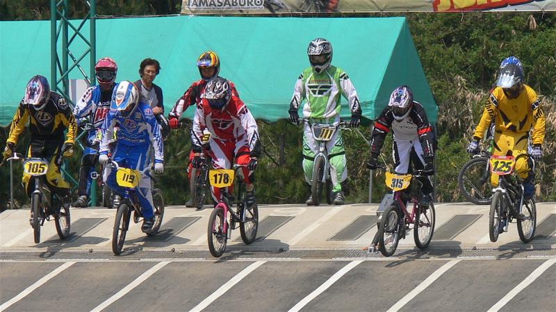 2007環太平洋BMX選手権大会IN 上越プレ大会スーパークラス予選の画像垂れ流し_b0065730_11492549.jpg