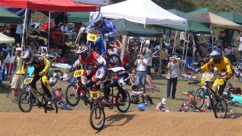 2007環太平洋BMX選手権大会IN 上越プレ大会スーパークラス予選の画像垂れ流し_b0065730_11501432.jpg