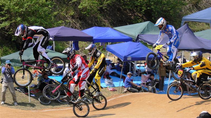 2007環太平洋BMX選手権大会IN 上越プレ大会スーパークラス予選の画像垂れ流し_b0065730_11503116.jpg