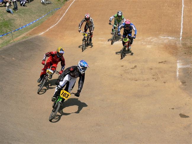 2007環太平洋BMX選手権大会IN 上越プレ大会スーパークラス予選の画像垂れ流し_b0065730_1205524.jpg