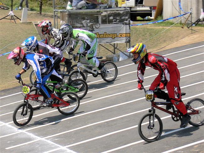 2007環太平洋BMX選手権大会IN 上越プレ大会スーパークラス予選の画像垂れ流し_b0065730_1233232.jpg