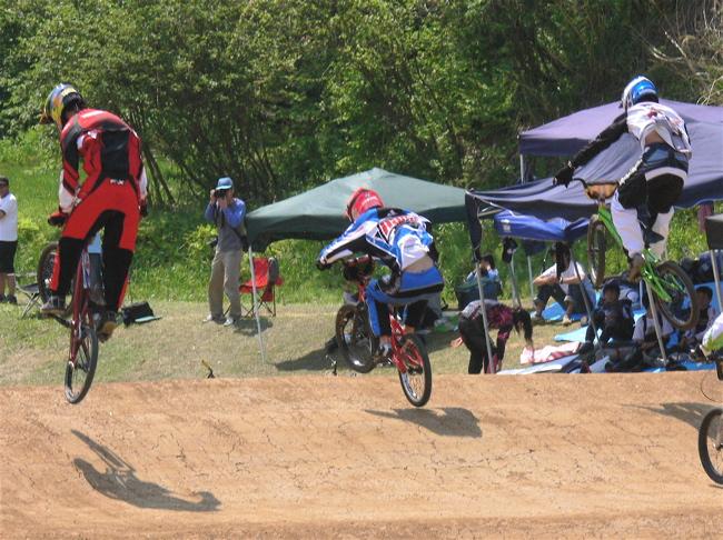 2007環太平洋BMX選手権大会IN 上越プレ大会スーパークラス予選の画像垂れ流し_b0065730_1234957.jpg