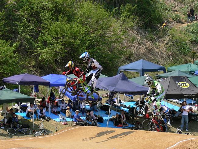 2007環太平洋BMX選手権大会IN 上越プレ大会スーパークラス予選の画像垂れ流し_b0065730_127947.jpg