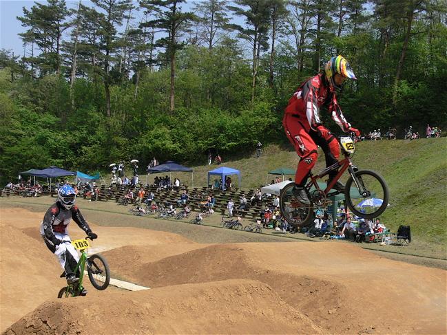 2007環太平洋BMX選手権大会IN 上越プレ大会スーパークラス予選の画像垂れ流し_b0065730_128710.jpg