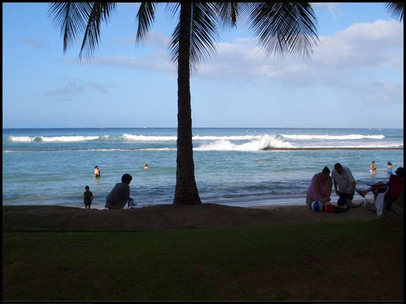 ハワイにて・・・2_f0119369_1753640.jpg