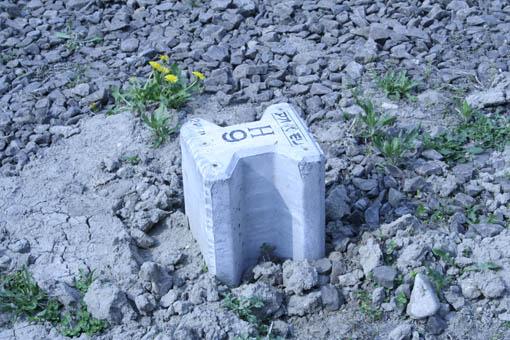 Q1泉の家 06:地盤改良工事後_e0054299_22582217.jpg