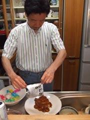 ゼミ旅行 越前焼品評会 (お食事中の方読まないで!)_b0054727_038064.jpg