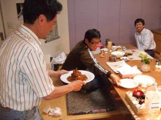 ゼミ旅行 越前焼品評会 (お食事中の方読まないで!)_b0054727_0392891.jpg