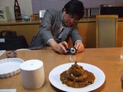 ゼミ旅行 越前焼品評会 (お食事中の方読まないで!)_b0054727_0401469.jpg