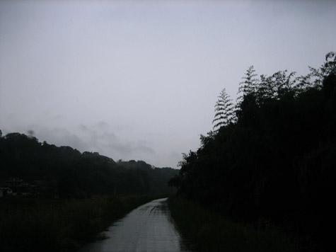 夕べの散歩道_c0107829_223127.jpg