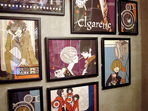 BQ.channel Exhibition Vol.03 『Cigarette』 _f0010033_18244323.jpg