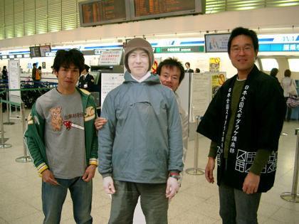スギ関ハッピ&でき杉クローン1号、宮崎へ行く!_f0119692_1913516.jpg