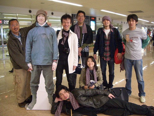 スギ関ハッピ&でき杉クローン1号、宮崎へ行く!_f0119692_19185188.jpg