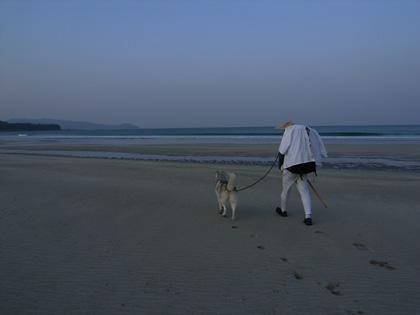 4月11日 うち戻しの道、ふたたび大岐の浜へ。_c0049299_2164164.jpg