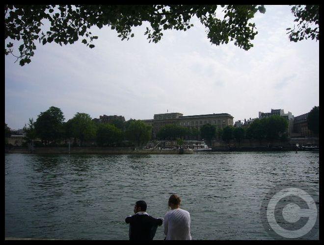 ■日曜日のセーヌ(パリ)_f0063227_192837.jpg