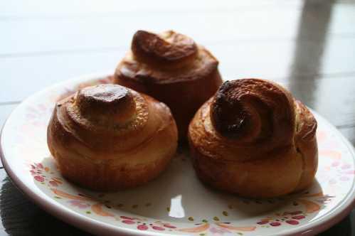 レーズンとくるみぎっしりのパン&地粉のはちみつロール_f0007061_22533175.jpg