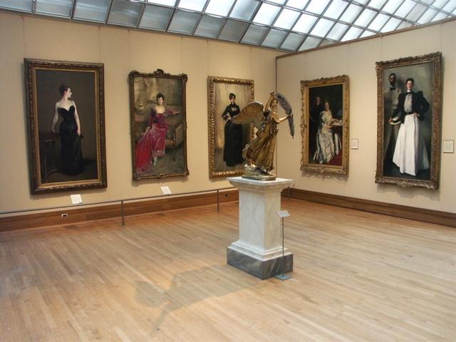 思わぬ邂逅……ニューヨークの美術館。_e0044929_22473385.jpg