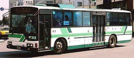 道北バス 三菱U-MP218N +呉羽_e0030537_1495734.jpg
