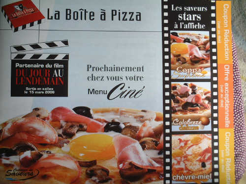 ■Pizza  Made in France_a0014299_4251383.jpg