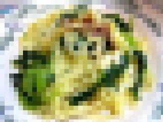 菜の花スパゲティー_c0051620_23524043.jpg