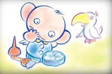 『ピクルの冒険』絵本_e0082852_2352767.jpg