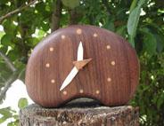 サマーホリディバージョン「時計と一輪挿し」_a0097817_15305690.jpg