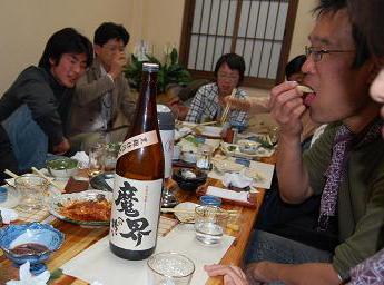 スギ関ハッピ&でき杉クローン1号、宮崎へ行く!_f0119692_2295774.jpg