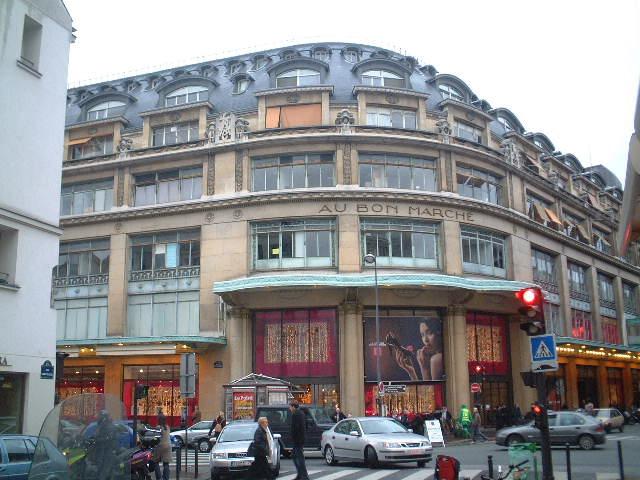 ■ウチの近く(パリ6区)のスーパー_a0014299_20145239.jpg