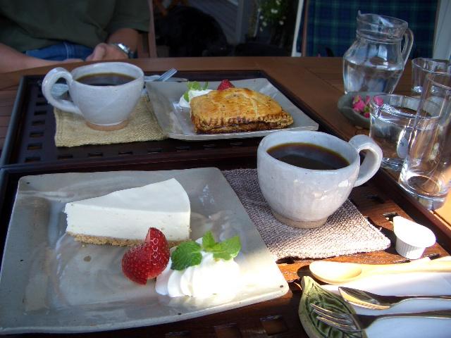 軽井沢 カフェ&ドッグラン_f0098338_17532134.jpg