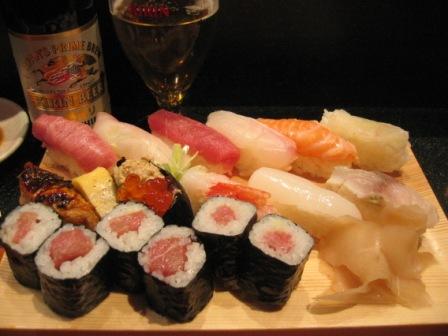「なんちゃって」じゃない寿司に出会う_f0116158_774084.jpg