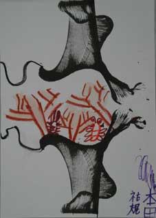 ストリングデザイン(糸引き絵)・・子どもアトリエ_c0100195_1145537.jpg