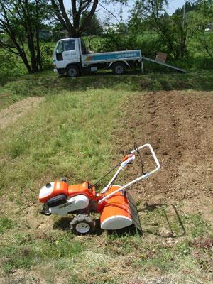 農園便り・機械化その一_c0063348_5263861.jpg
