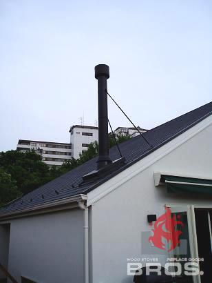 薪ストーブの炉台は自作_c0123753_12585585.jpg