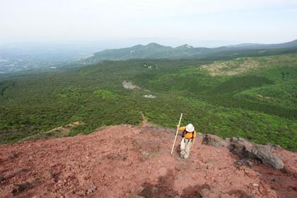 5月14日 ツツジはまだかいな~♪in Mt.Takachiho_c0049299_12213379.jpg
