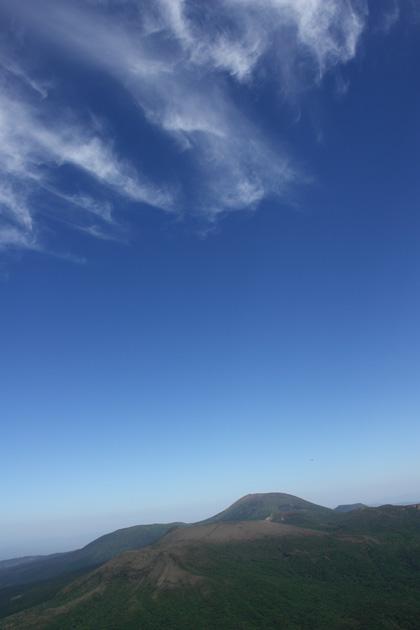 5月14日 ツツジはまだかいな~♪in Mt.Takachiho_c0049299_12255048.jpg