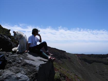 5月14日 ツツジはまだかいな~♪in Mt.Takachiho_c0049299_1228305.jpg