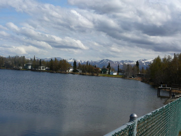 湖の融け方_a0088116_343012.jpg
