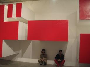 186) CAI 「高橋喜代史個展」・現代美術 ~5月26日まで_f0126829_16163847.jpg