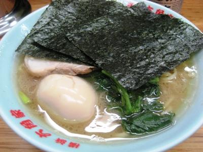東白楽「六角家」六角橋本店_c0060651_22503899.jpg