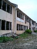 旧第一小学校解体_d0027486_20392811.jpg