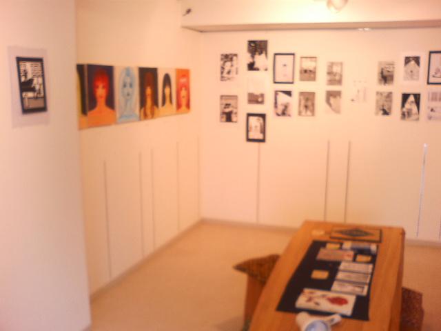 懐夜 浪漫画展 in ココロ_e0046190_13353268.jpg