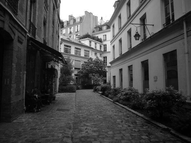 【街角のパッサージュ】Passage Dauphine(パリ)_a0008105_6344142.jpg