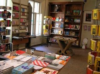 Berliner Kunst Strasse vol.3 -Berlijn Book Store 1-_c0096440_2302594.jpg