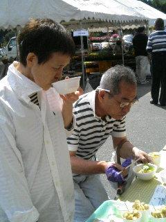 Shiozy&秀子さん ご来店_f0071456_1093033.jpg