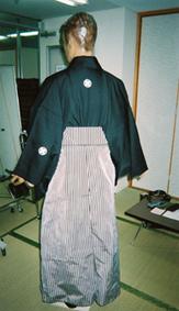 着付け(袴&十二単)_f0025970_3193390.jpg