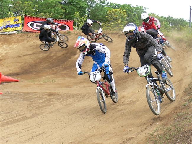 2007緑山JOSF Spring NationalsレースレースVOL4 BMXエキスパートクラス予選〜準決勝画像垂れ流し_b0065730_20563056.jpg