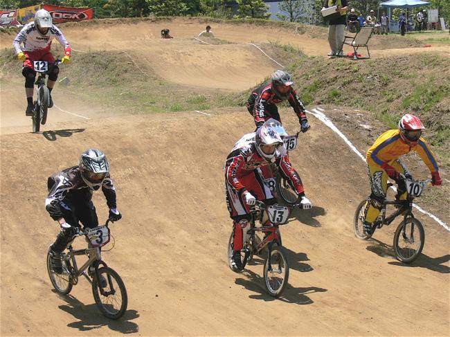 2007緑山JOSF Spring NationalsレースレースVOL4 BMXエキスパートクラス予選〜準決勝画像垂れ流し_b0065730_2102342.jpg